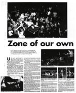 Zone of our own - Christchurch Press, 5 January 2001