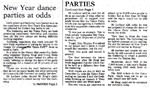 New Year dance parties at odds - Nelson Mail, 10 November 2000