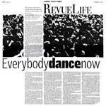 Everybody dance now - Sunday Star-Times, 31 December 2000