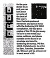 Christchurch Press, 13 December 2001