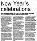 Christchurch Press, 28 December 2002
