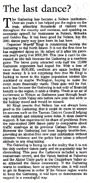 Nelson Mail editorial, 21 February 2002