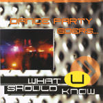 What U Should Know front cover