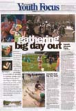 gathering big day out - Evening Post, Youth Focus, 22 February 2000